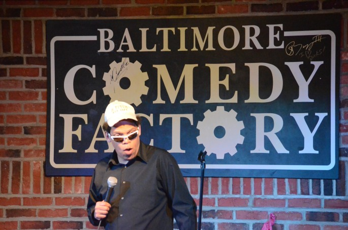 Morton Returns to the Baltimore Comedy Factory Nov. 23 -24 2012