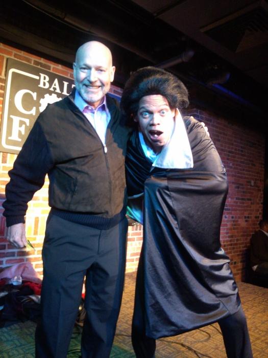 I'm Meeting Mortons!  Baltimore Comedy Factory