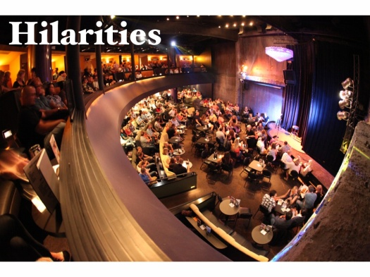 Greg Morton Rocks Cleveland Hilarities!  Feb. 20 - 23 / 13