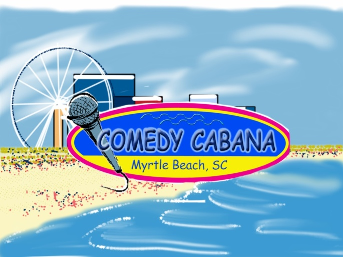 April 2  - 6 Greg Morton appears @ COMEDY CABANA, MYRTLE BEACH