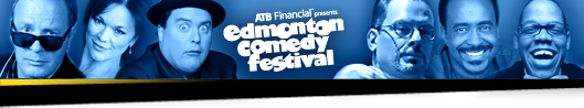 Greg Morton is back in Canada (eh?)  EDMONTON COMEDY FESTIVAL
