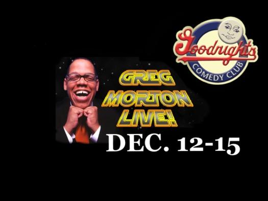 Greg Morton Returns to Raleigh, NC!