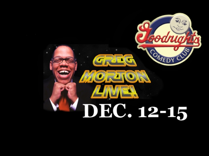 Greg Morton Returns to Raleigh, NC!