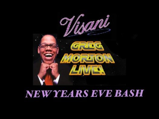 Bring in the New Year with Greg Morton!