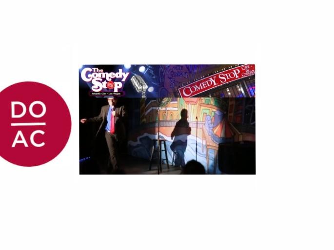 Greg Morton Stops @ the Comedy Stop, AC - Feb. 3 - 9  2014