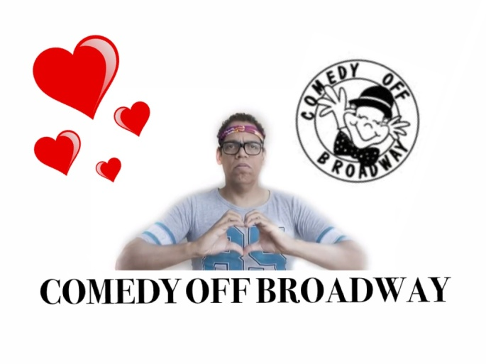 Comedy Off Broadway Greg Morton