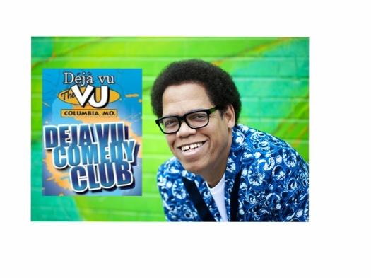 THIS WEEK!  @ The VU, IT'S MR.MORTON2U! MAR. 6 - 8