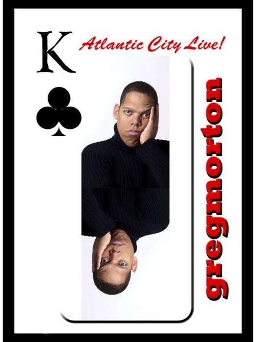 May 12 - 18 -  Comedy Stop  - Atlantic City, NJ