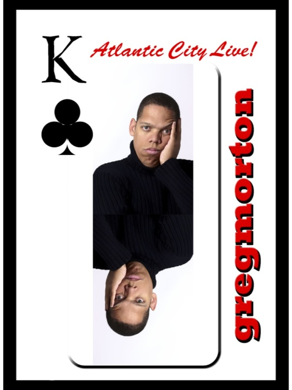 May 12 - 18 -  Comedy Stop  - Atlantic City, NJ
