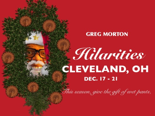 Greg Morton Cleveland Hilarities