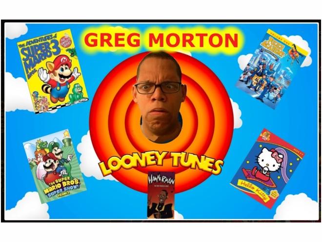 Greg Morton Looney Bin