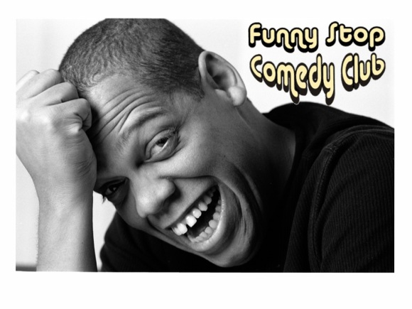 Funny Stop @GregMortonComic