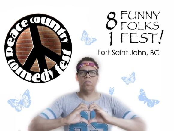 Peace Country Comedy Festival