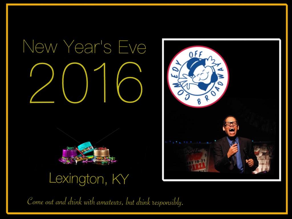 New Years Eve Lexington Ky