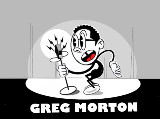 Gregtoon 30's style