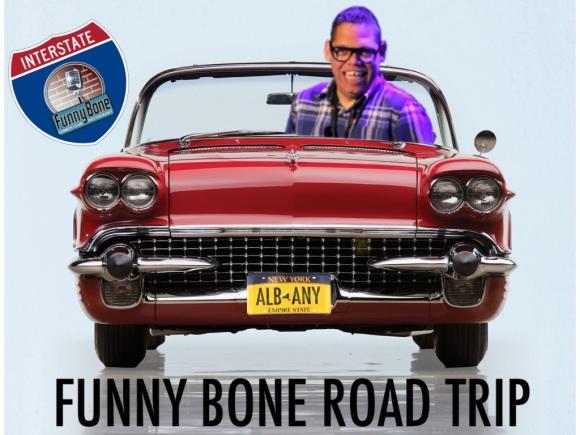 Albany Funny Bone Greg Morton