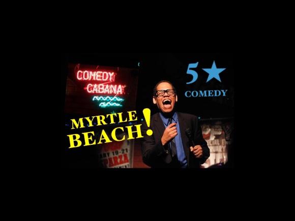 Comedy Cabana Greg Morton