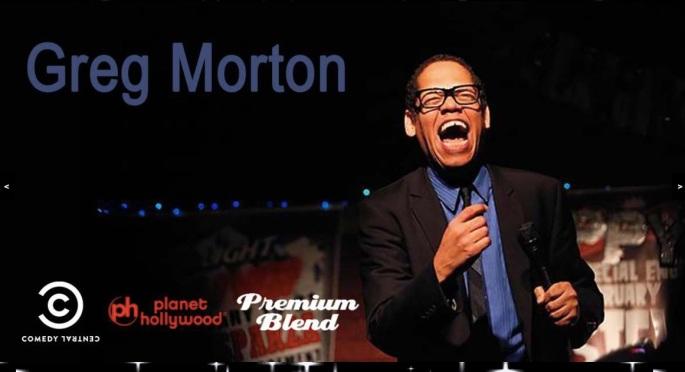 Greg Morton Comedy Zone