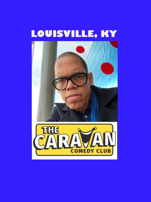The Caravan Comedy Club Greg Morton