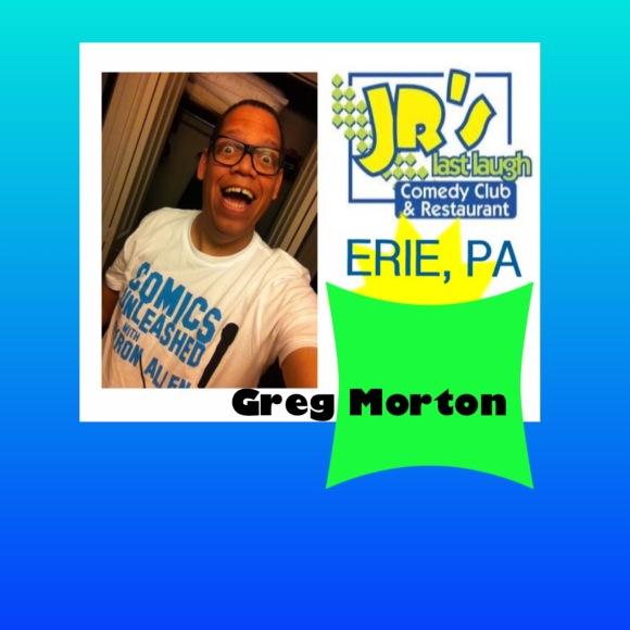 Greg Morton Jrs